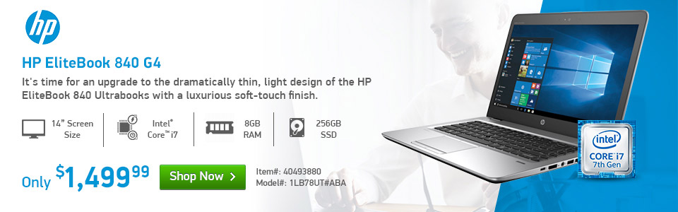 HP ELite  840 G4