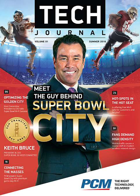 Meet the Guy Behind Super Bowl City