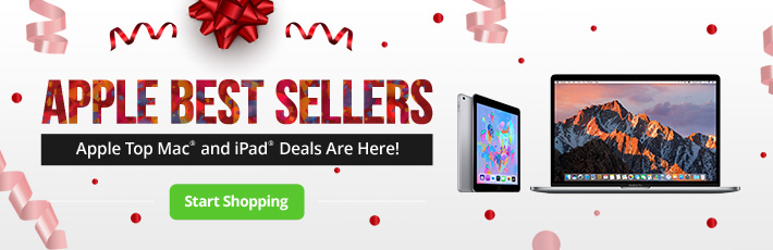 Apple Mac Computers, iPads & Accessories from MacMall, The