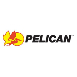 Pelican Products PELICAN 1770 TRANSPORT CASE WITH WHEELS (1770-BLACK)