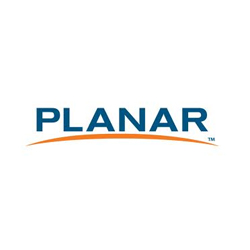 Planar PXL2430MW - LED monitor - 23.5