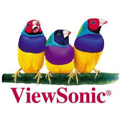 ViewSonic LED monitor - 23