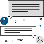 Engage your customers through chat