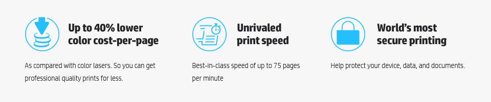 ownership and fastest speeds plus worldus must secure printing and bestinclass energy efficiency with pagewide with lowest cost per page color printer