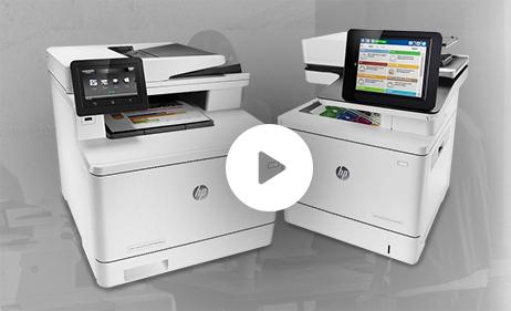 Printer Video