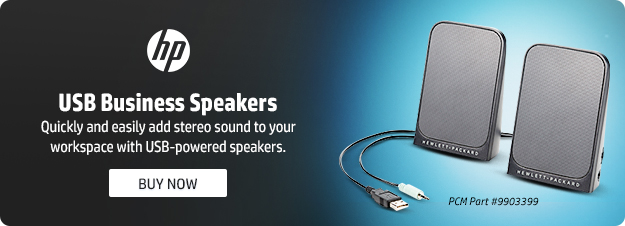 HP USB Business Speakers