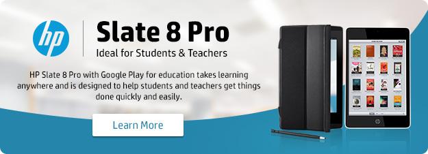 HP Slate 8