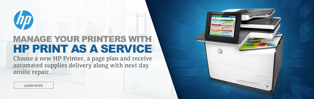 HP Print as a Service