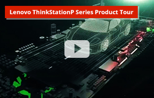 Lenovo ThinkstationsP Series Product Tour video