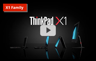 Lenovo X1 Family video