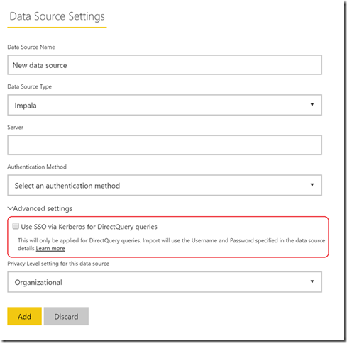 Power BI Service Update