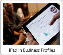 iPad in Business Profiles