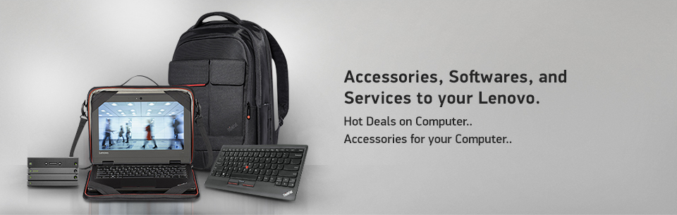 Lenovo Accessories Software & Services