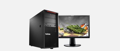 Lenovo ThinkStation Workstations