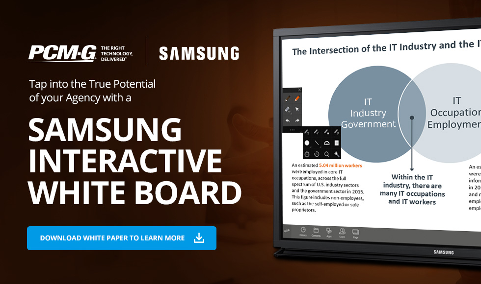 PCMG   Samsung Interactive Whiteboard