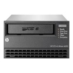 Hewlett Packard Enterprise LTO-6 Ultrium 6650 SAS Internal Tape Drive EH963A