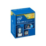 Intel Core i5 4460 - 3.2 GHz - 4 cores - 4 threads - 6 MB cache - LGA1150 Socket - Box BX80646I54460
