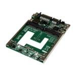 "Dual mSATA SSD to 2.5"" SATA RAID Adapter Converter - Storage controller - 2 Channel - mSATA - 6 GBps - RAID 0, 1, JBOD, BIG - SATA 6Gb/s"