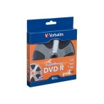 DigitalMovie - 10 x DVD-R - 4.7 GB (120min) 8x - blister