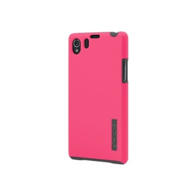 Incipio DualPro Hard Shell Case with Silicone Core - protective cover for cellular phone (SE-249)