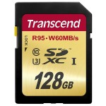 Ultimate - Flash memory card - 128 GB - UHS Class 3 - SDXC UHS-I