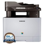 Samsung Electronics Xpress C1860FW - Multifunction printer - color - laser - Legal (8.5 in x 14 in) (original) - A4/Legal (media) - up to 19 ppm (copying) - up to 19 ppm (printing) - 250 sheets - 33.6 Kbps - USB 2.0, Wi-Fi(n), direct print USB SL-C1860FW/XAA