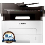 Samsung Electronics Xpress M2885FW - Multifunction printer - B/W - laser - Legal (8.5 in x 14 in) (original) - A4/Legal (media) - up to 29 ppm (copying) - up to 29 ppm (printing) - 250 sheets - 33.6 Kbps - USB 2.0, Wi-Fi(n), NFC SL-M2885FW/XAA