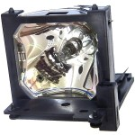 Lamp for select Boxlight, Dukane, Hitachi, Liesegang, Hitachi, Dukane, Hustem, 3M projectors