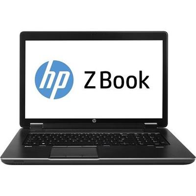 HP Smart Buy ZBook 17 Intel Core i7-4800MQ Quad-Core 2.70GHz Mobile Workstation - 8GB RAM, 750GB HDD + 256GB SSD, 17.3