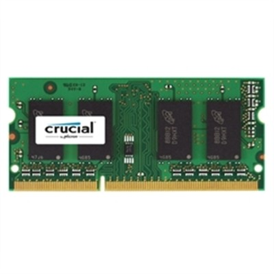 Crucial 2-8GB 204-PIN SODIMM DDR3 PC3-14900 1.3 (CT2KIT102464BF186D)