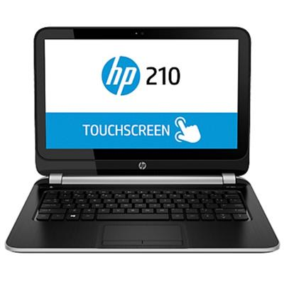 HP 210 G1 Intel Core i3-4010U Dual-Core 1.70GHz Notebook PC - 4GB RAM, 500GB HDD, 11.6