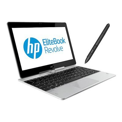 HP Smart Buy EliteBook Revolve 810 G2 Intel Core i3-4010U Dual-Core 1.70GHz Tablet - 4GB RAM, 128GB SSD, 11.6