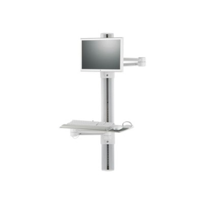 Humanscale ViewPoint Technology Wall Station V7 48