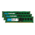 24GB Kit (8GBx3) DDR3 1866 MT/s (PC3-14900) DR x8 RDIMM 240pin