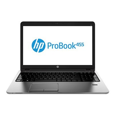 HP ProBook 455 G1 AMD Dual-Core A4-5150M 2.70GHz Notebook PC - 4GB RAM, 500GB HDD, 15.6