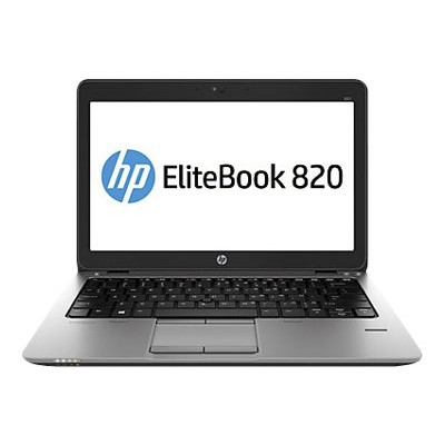 HP Smart Buy EliteBook 820 G1 Intel Core i5-4300U Dual-Core 1.90GHz Notebook PC - 4GB RAM, 180GB SSD, 12.5