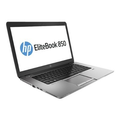 HP Smart Buy EliteBook 850 G1 Intel Core i7-4600U Dual-Core 2.10GHz Notebook PC - 4GB RAM, 180GB SSD, 15.6