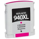 Ink Cartridge, Magenta (High Yield) for select HP Printer - Replaces C4904AN C4908AN