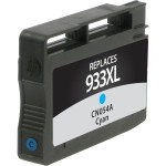 Ink Cartridge, Cyan (High Yield) for select HP Printer Replaces CN054A