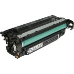 Toner Cartridge, Black (High Yield) for select HP Printer - Replaces CE250X