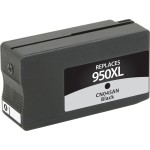 Ink Cartridge, Black (High Yield) for select HP Printer Replaces CN045AN