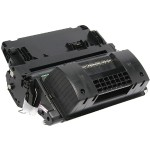 Toner Cartridge, Black (High Yield) for select HP Printer - Replaces CE390X