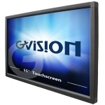 "55"" Class LED display - digital signage - with touchscreen - 1080p (Full HD) 1920 x 1080"