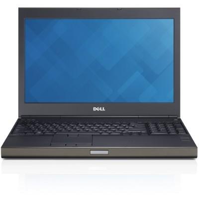 DellPrecision M6800 Intel Core i7-4800MQ Quad-Core 2.70GHz Mobile Workstation - 16GB RAM, 1TB SSHD + 8GB Flash, 17.3