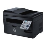Dell Multifunction Mono Laser Printer B1165nfw - multifunction printer ( B/W ) B1165T3