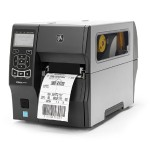 ZT400 Series ZT410 - Label printer - thermal transfer - Roll (4.5 in) - 300 dpi - up to 840.9 inch/min - USB 2.0, LAN, serial, USB host, Bluetooth 2.1 EDR