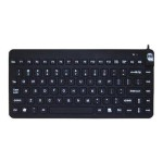 Man and Machine & Machine Slim Cool - Keyboard - USB - black SCLP/BKL/B5