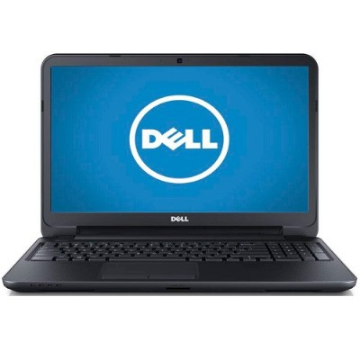 Dell Inspiron 15 Intel Celeron Dual-Core 2955U 1.40GHz Laptop - 4GB RAM, 320GB HDD, 15.6
