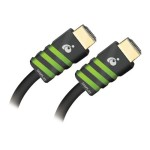 HDMI cable - HDMI Type A (M) to HDMI Type A (M) - 59 ft