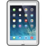 fre Case for iPad Air - White/Gray